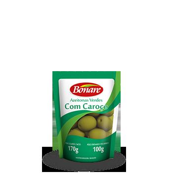 Azeitonas Verdes com Caroço