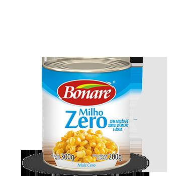 Milho Zero Sódio